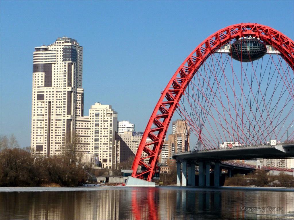 """Самые высокие здания Москвы: ЖК """"Континенталь"""""""