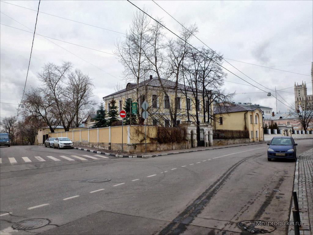 Усадьба купца солодовникова на гончарной улице