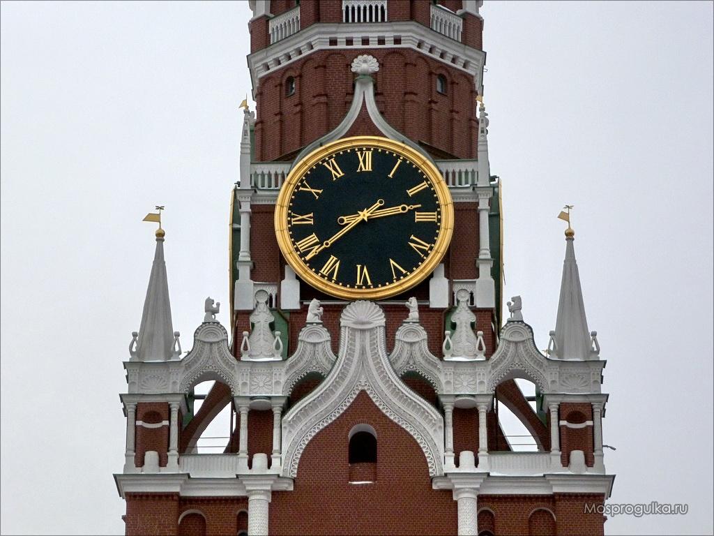 Куранты Спасской башни