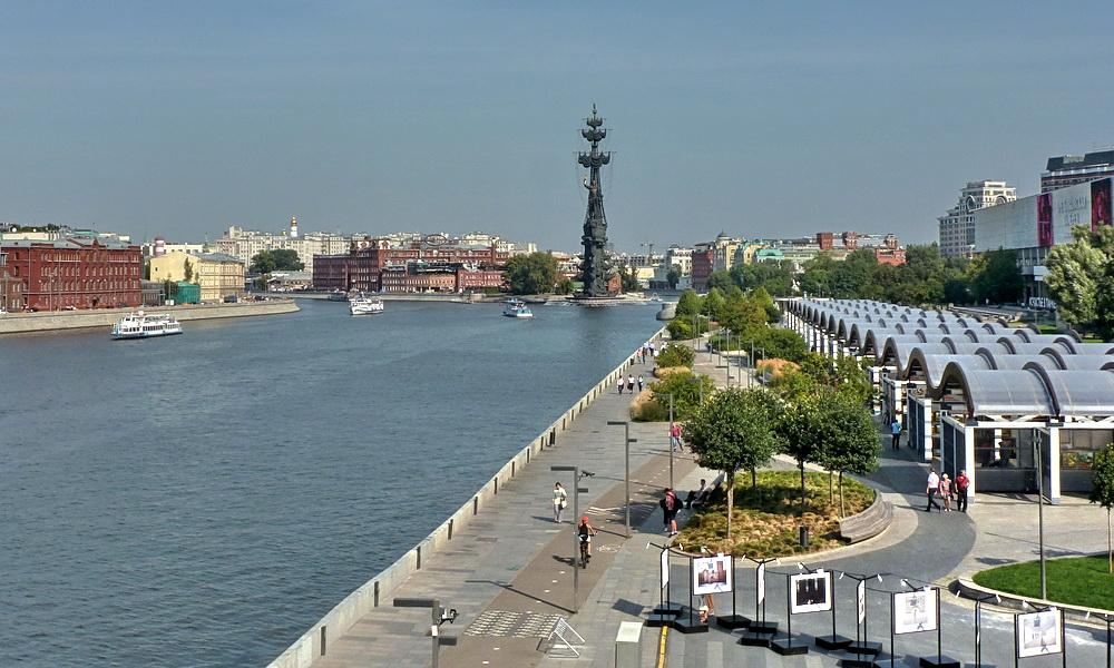 Крымская набережная