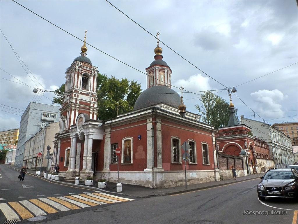 Храм Николая Чудотворца в Подкопаях